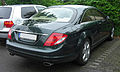 Mercedes CL Coupé (C216) rear.jpg