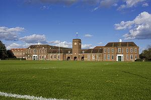 Merchant Taylors' School, Northwood - Merchant Taylors' School at Sandy Lodge