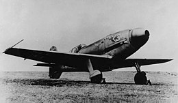 Messerschmitt Me 209 V-4 on the ground.jpg