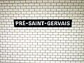 Metro de Paris - Ligne 7bis - Pre-Saint-Gervais 03.jpg