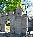 Metropolitarne seminarium duchowne w Lublinie brama.jpg