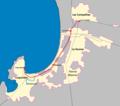 Metrotren Coquimbo propuesta 2010.png