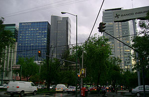 Miguel Hidalgo, Mexico City - Polanco district in Miguel Hidalgo