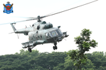 Mi-171Sh helicopter used by Bangladesh Air Force (4).png