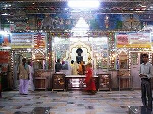 Shri Mahaveer Ji temple - Bhagwan Parshvanath Jinalaya