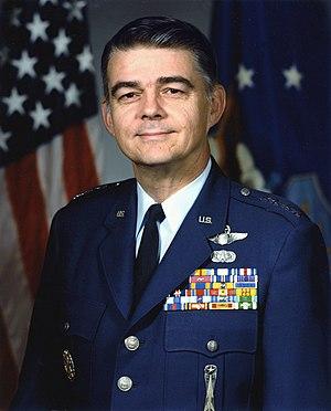 Michael Dugan (general) - General Michael J. Dugan, USAF (Ret.)