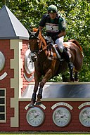Michael Ryan Ballylynch Adventure cross country London 2012.jpg