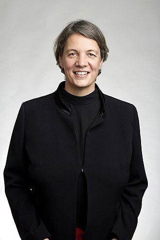 Michelle Simmons - Michelle Simmons at the Royal Society admissions day in London, July 2018