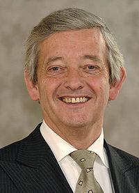 Minister Eimert van Middelkoop.