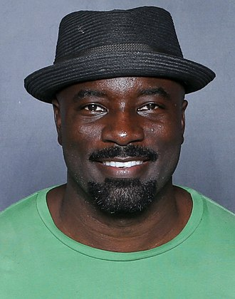 Mike Colter - Colter at the 2018 Florida Supercon