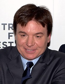 Mike Myers 2010.