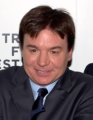 Mike Myers - Image: Mike Myers David Shankbone 2010 NYC