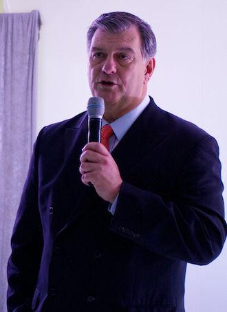 Mike Rawlings - Image: Mike Rawlings 2012