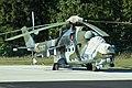 Mil Mi-24V Hind 7357 (8117335103).jpg