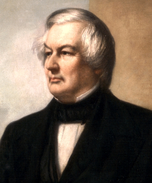 United States presidential election in Texas, 1856 - Image: Millard Fillmore 1857