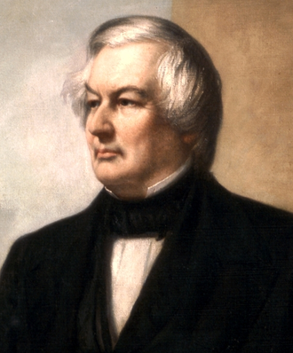 United States presidential election in California, 1856 - Image: Millard Fillmore 1857