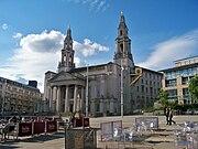 Millennium Square, Leeds (27th May 2010)