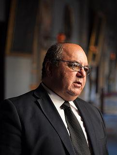 Emmanuel Mallia Maltese lawyer and politician