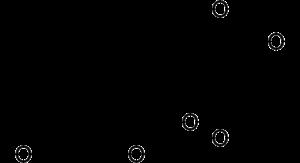 Miroestrol - Image: Miroestrol