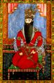 Mirza Qadim Irevani. Azerbaijan. Portrait of Fatali Shah.png