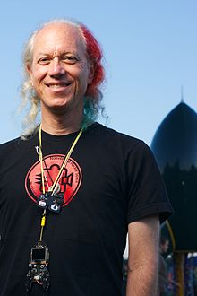Mitch Altman Chaos Communication Camp 2011.jpg
