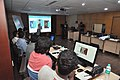Mithilesh Sarode And Jonak Das Conducting Machine Vision Session - Workshop On Design And Development Of Digital Experiencing Exhibits - NCSM - Kolkata 2018-07-25 2743.JPG