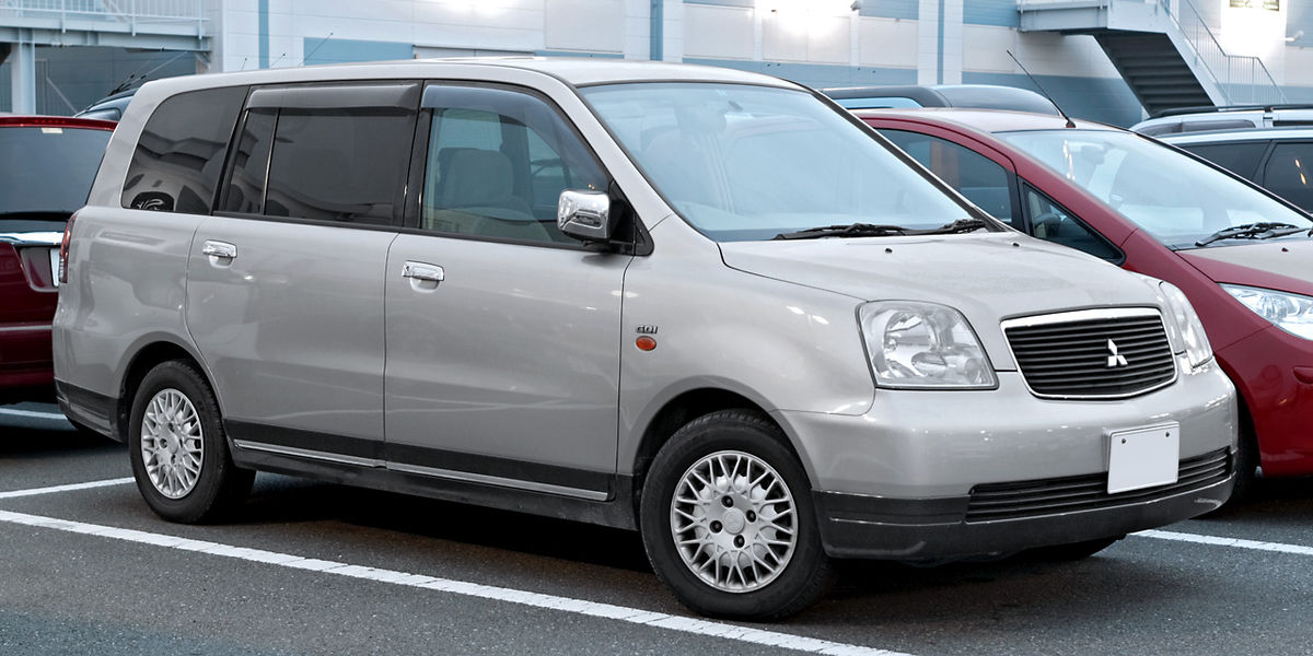 Mitsubishi Dion Wikipedia
