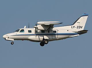 Mitsubishi MU-2 Utility transport aircraft