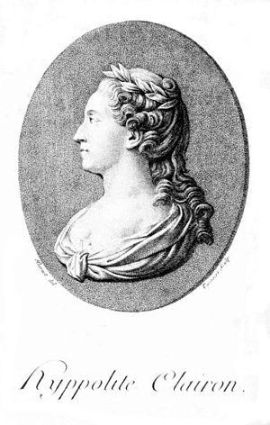 La Clairon - Hippolyte Clairon