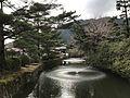 Moat of Yamaguchi Castle 4.jpg
