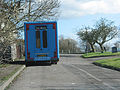 Mobile library parked near Haw Bridge - geograph.org.uk - 717644.jpg