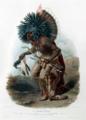 Moenitarri warrior in the costume of the dog danse 0056v.png