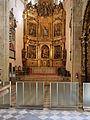 Monasterio de San Isidoro del Campo, Santiponce. Retablo mayor.jpg