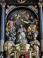 Mondsee Kirche - Hochaltar Marienkrönung Gesamt.jpg