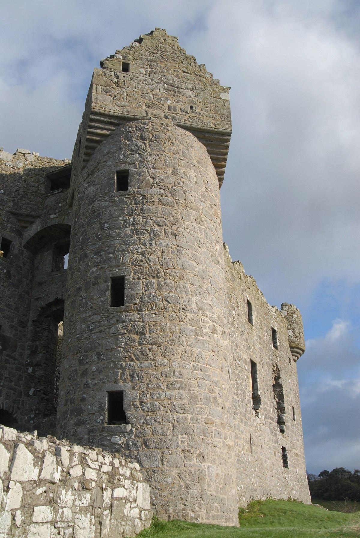 Monea Castle Wikipedia