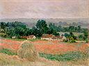 Monet, Claude - Haystack at Giverny.jpg