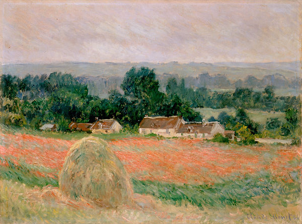 Monet, Claude - Haystack at Giverny.jpg