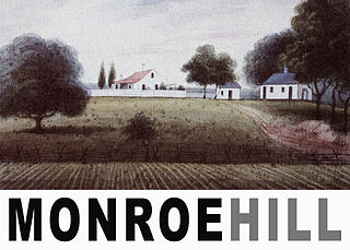 <i>Monroe Hill</i> 2015 film by Eduardo Montes-Bradley
