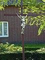 Montfort (Roerdalen) wegkruis, Zandstraat-Gestraatje.JPG