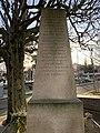 Monument Société Préparation Militaire Cimetière Nogent Marne Perreux Marne 3.jpg