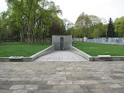 Monument of Jews and Poles Common Martyrdom in Warsaw 06.JPG