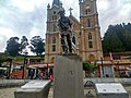 Monumento en el Parque Principal Belmira.jpg