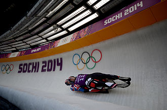 United States at the 2014 Winter Olympics - Luge doubles