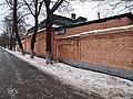 Moscow, 4th Dobryninsky 1K1 fence Jan 2009 02.JPG