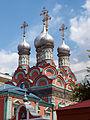 Moscow, Bolshaya Polyanka, St.Grigory closeup.jpg