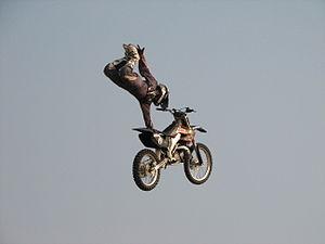 Freestyle Motocross - Freestyle motorcross in Taiwan
