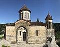 Motsameta monastery (panorama photo).jpg
