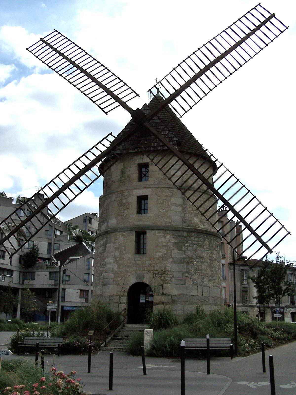 Moulin de la tour ivry sur seine wikip dia for Piscine d ivry sur seine