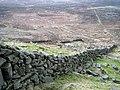 Mourne Wall, Slievenaglogh - geograph.org.uk - 1205562.jpg