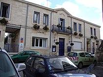 Mudaison (Hérault, Fr) mairie.JPG
